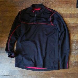 Under armour cold gear 1/4 zip size medium